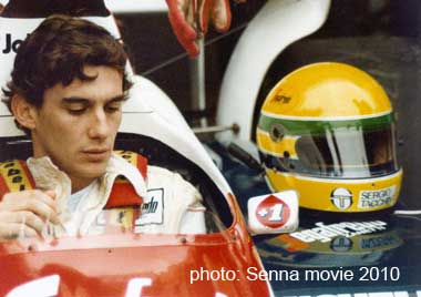 Ayrton Senna Toleman
