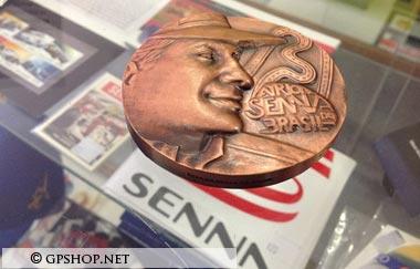Senna-Medal