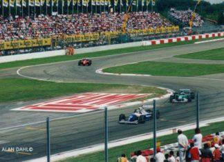 Last lap in Imola 1994