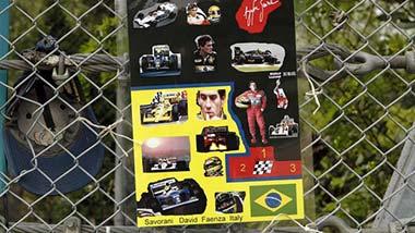 Senna-Imola-2014