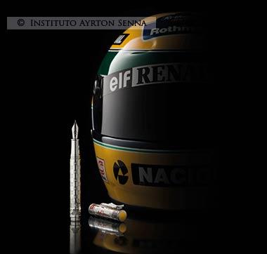 Ayrton Senna & Montegrappa
