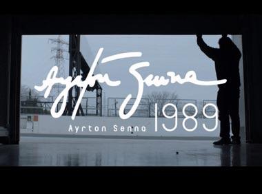 Senna-Honda Tribute -1989