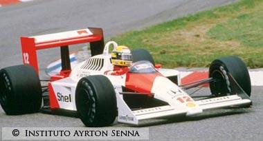 Ayrton Senna-Mclaren-1988