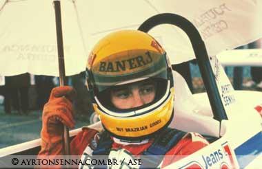 Ayrton Senna-Formula 3