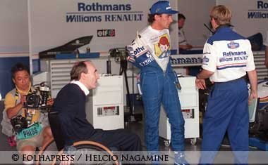 Senna-Frank-williams-1994