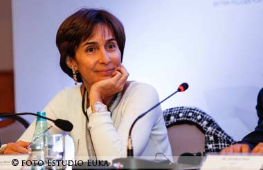 Viviane Senna president of Ayrton Senna Institute