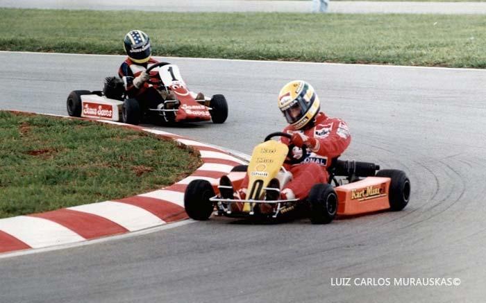 senna-karting-race