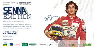 Ayrton Senna Emotion