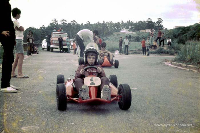 Ayrton-Senna-karting