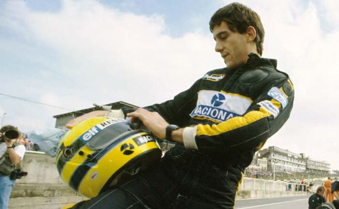 Ayrton-Senna-Lotus-years-1985