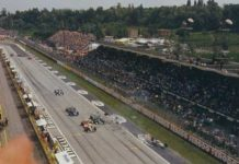Start in Imola 1994