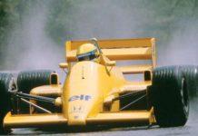 Ayrton Senna in Belgium 1987