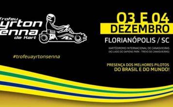 Trophy Ayrtpn Senna 2016