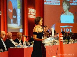 Viviane Senna in 2010