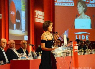 Viviane Senna in 2010