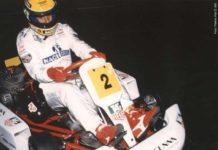 Ayrton Senna Paris Bercy 1993