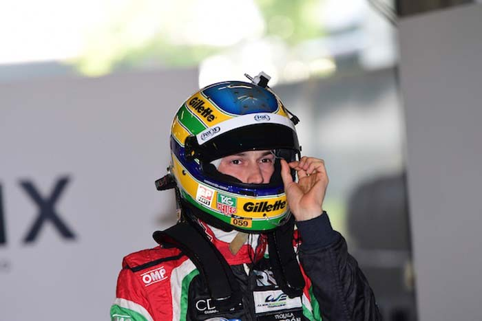 Bruno Senna-LMP2 Endurance World Championship
