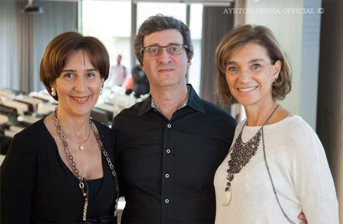 Viviane Senna at Sao Paulo meeting 2016