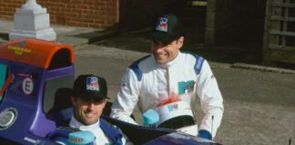Roland Ratzenberger in 1994