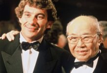 Ayrton Senna and HONDA