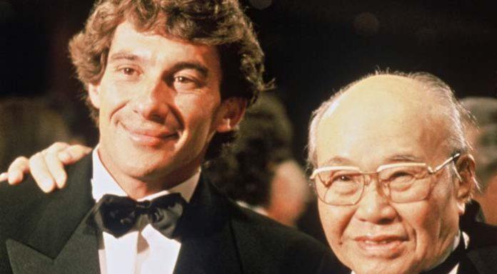 Ayrton Senna and HONDA