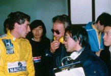 Senna in Japan 1987