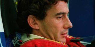 Ayrton Senna in Williams 1994