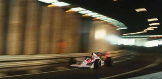 Ayrton Senna at Monaco
