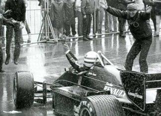Ayrton Senna, Portugal 1985