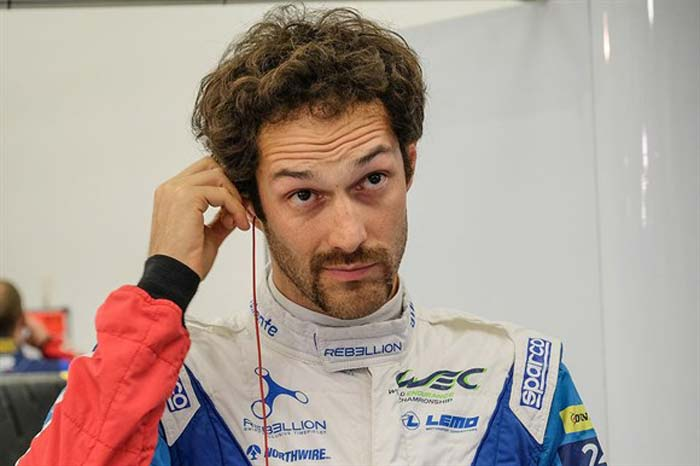 Bruno Senna Champion