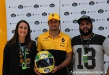Carlos Sainz Jr at Interlagos