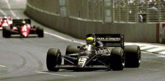 Ayrton Senna, Adelaide 1985