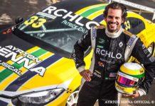 Senna in Stock cars