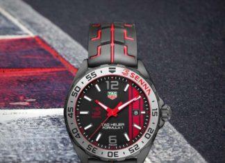 TAG-Carrera Senna