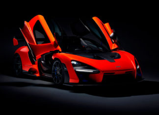 Senna ultimate car