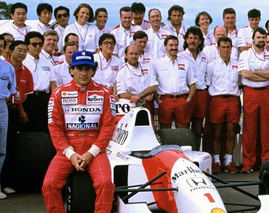 Senna Season