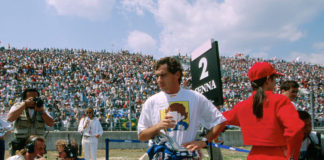 Ayrton Senna - Aida 1994