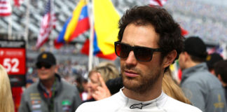Bruno Senna at Sebring