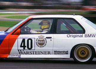 roland Ratzenberger in 1987
