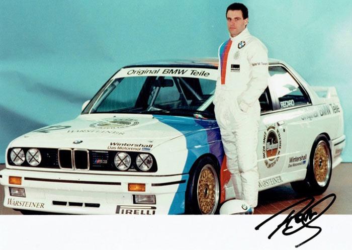 Roland Ratzenberger BMW
