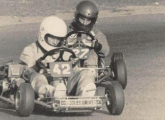 Ayrton Senna in 1974