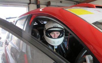 Nannetti in his car