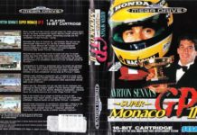Ayrton Senna Game