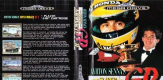 Ayrton Senna Game