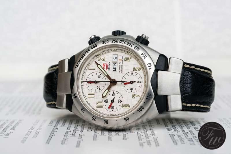 Senna Geneve 41 watch
