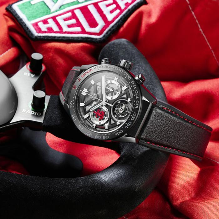 Tourbillon Senna