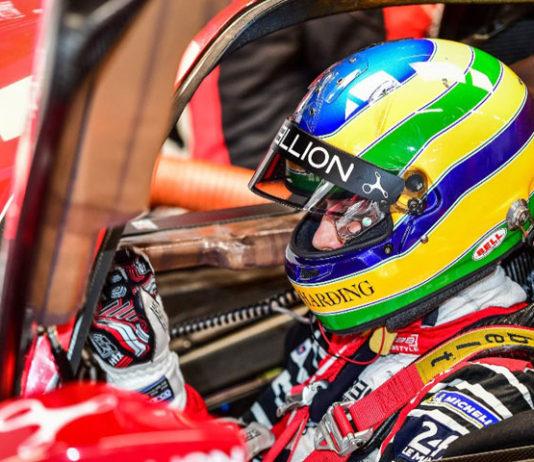 Bruno Senna Le Mans