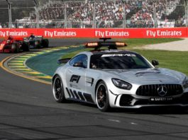 Formula 1 Safety Car