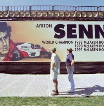 Ayrton Senna Tribute