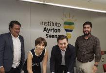Viviane Senna partnership